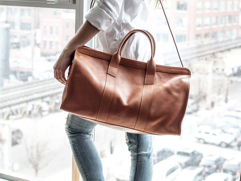 Weekender Bag - 10 Key Spring and Summer Wardrobe Essentials // NotJessFashion.com