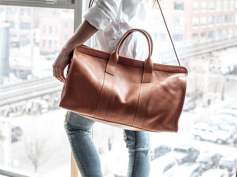 Weekender Bag - 10 Key Spring and Summer Wardrobe Essentials // NotJessFashion.com