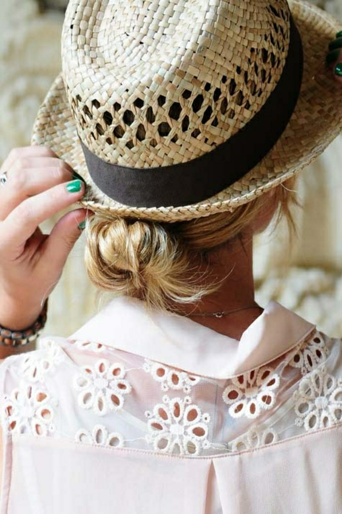 Fedora Straw Hat - Find Your New Perfect Beach Hat For Summer // NotJessFashion.com