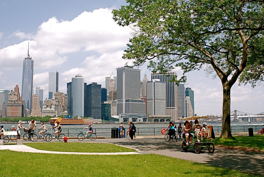 Govenor's Isalnd - 10 Things You Must Do In New York This Summer // NotJessFashion.com