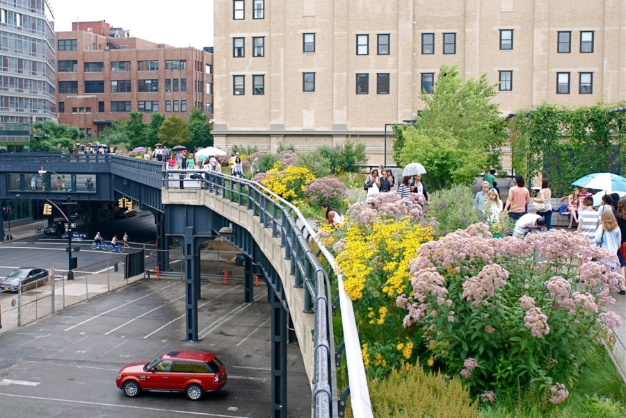 Highline Park - 10 Things You Must Do In New York This Summer // NotJessFashion.com