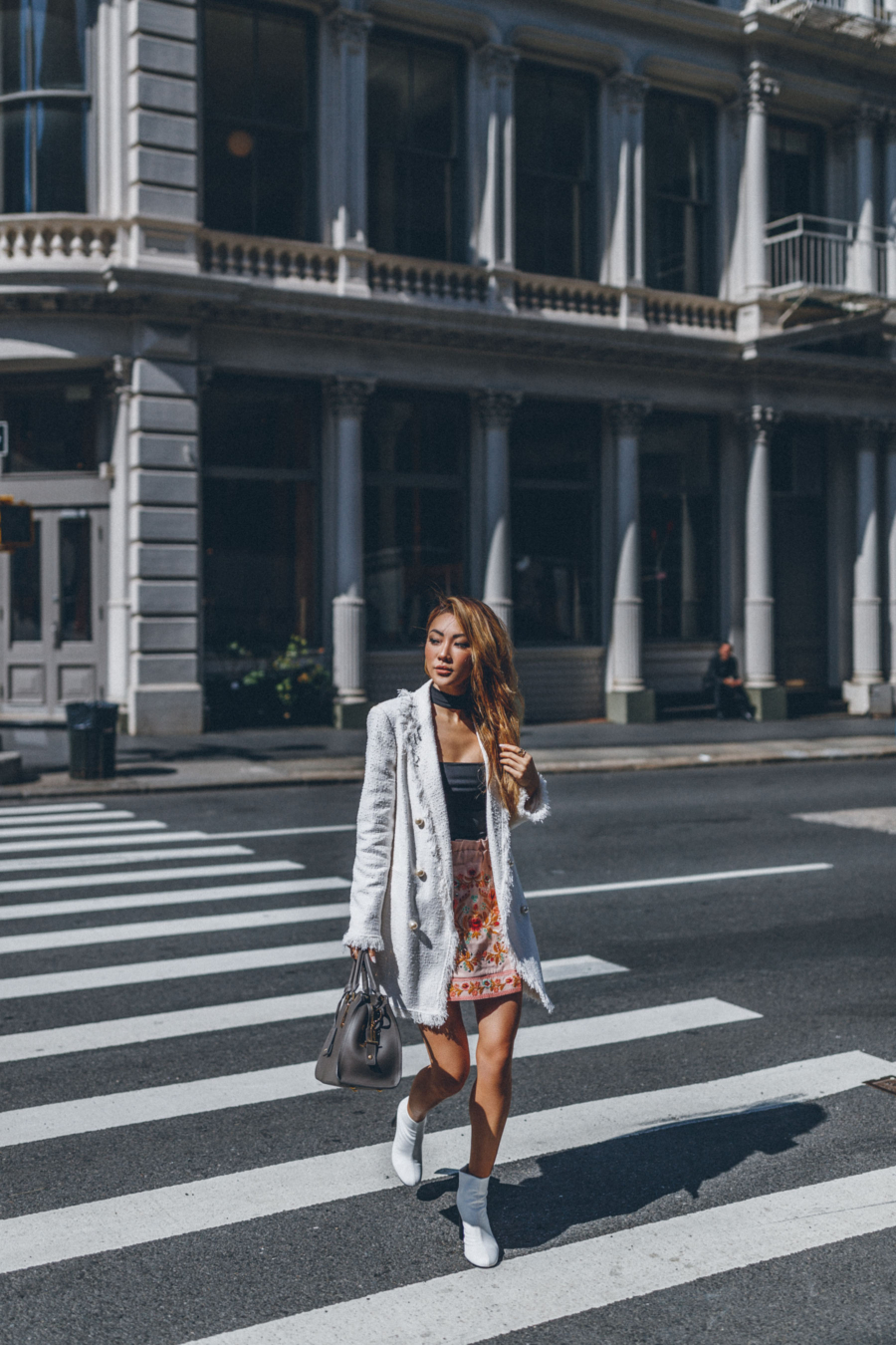 SoHo Streetstyle - Best Places To Take Photos in New York // NotJessFashion.com