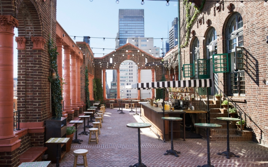 Attrayant Pod 39   9 Best Rooftop Bars In New York And What To Wear //