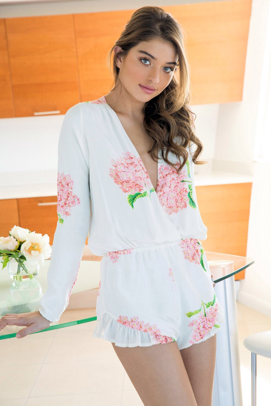 Floral Romper - Petite Girl Styling Dos and Don'ts // NotJessFashion.com