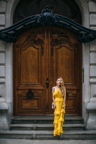 6 GORGEOUS MAXI DRESS STYLES YOU'LL WEAR ALL SUMMER LONG