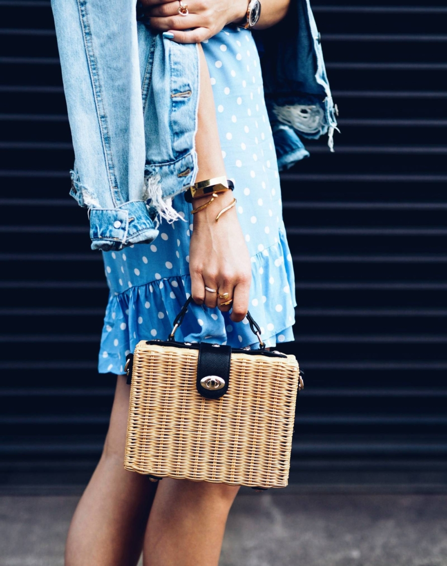 Boxed Shaped - Cute Basket Bags that will Whisk You Away // NotJessFashion.com