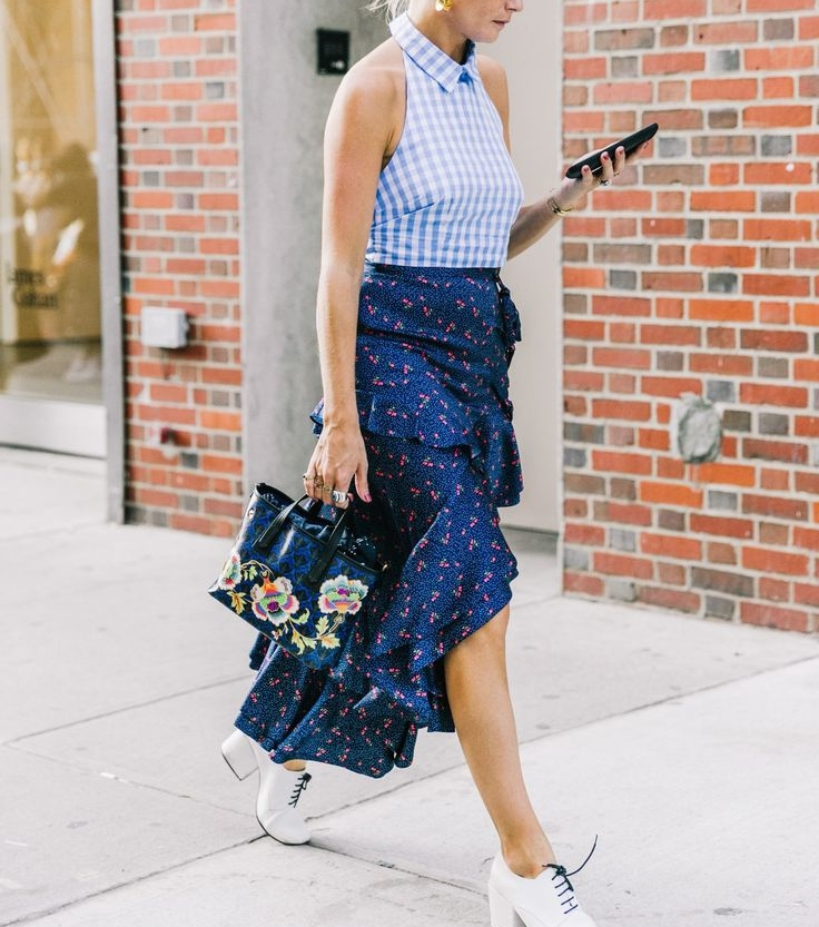 Floral Wrap Skirt - 4 Wrap Skirts To Elevate Your Summer Look // NotJessFashion.com