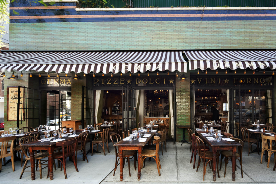 Gemma - The Best Spots for Al Fresco Dining this Summer in New York // NotJessFashion.com