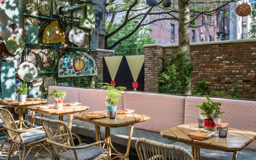 Narcissa - The Best Spots for Al Fresco Dining this Summer in New York // NotJessFashion.com