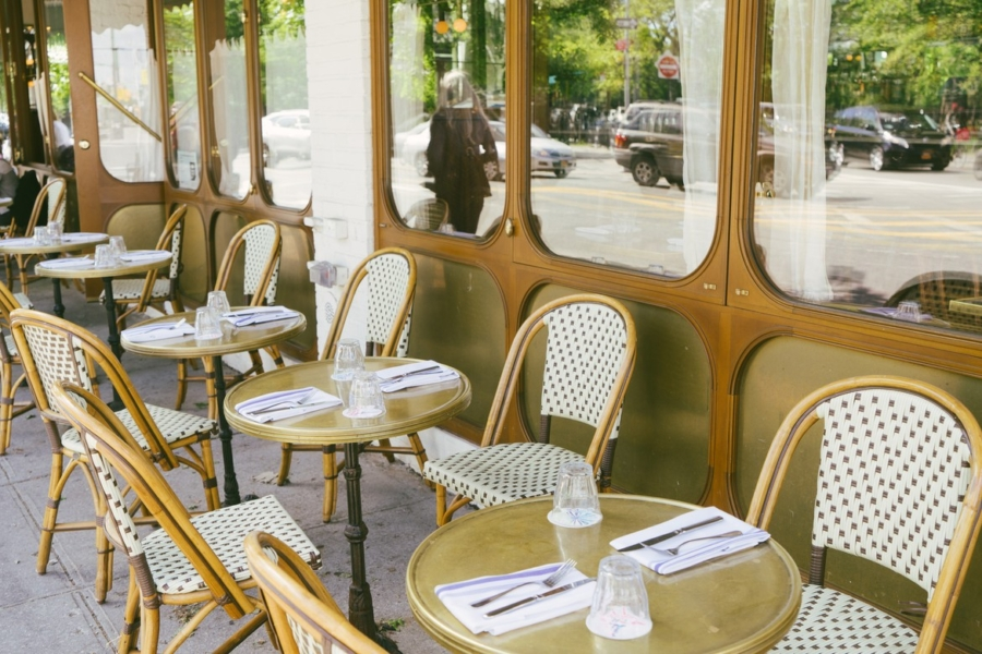Sauvage - The Best Spots for Al Fresco Dining this Summer in New York // NotJessFashion.com