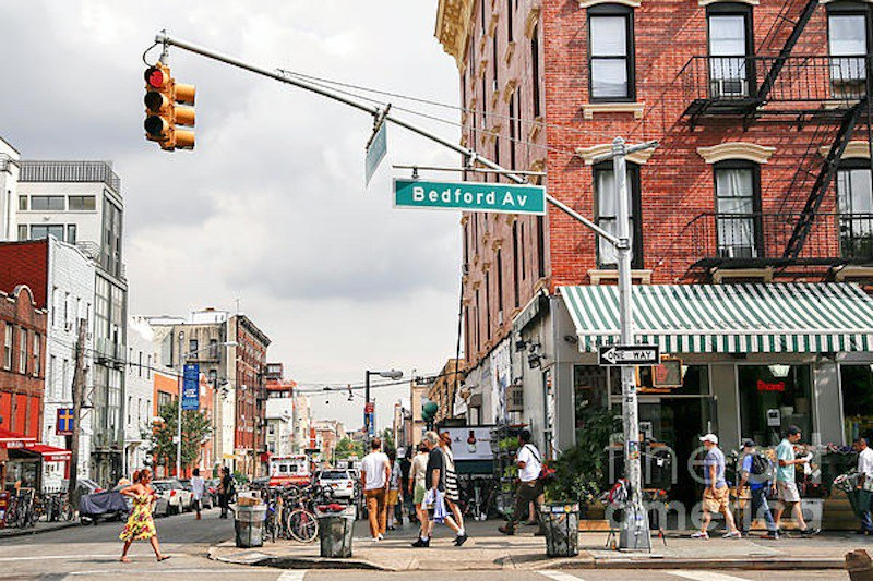 Williamsburg - Best Places To Take Photos in New York // NotJessFashion.com