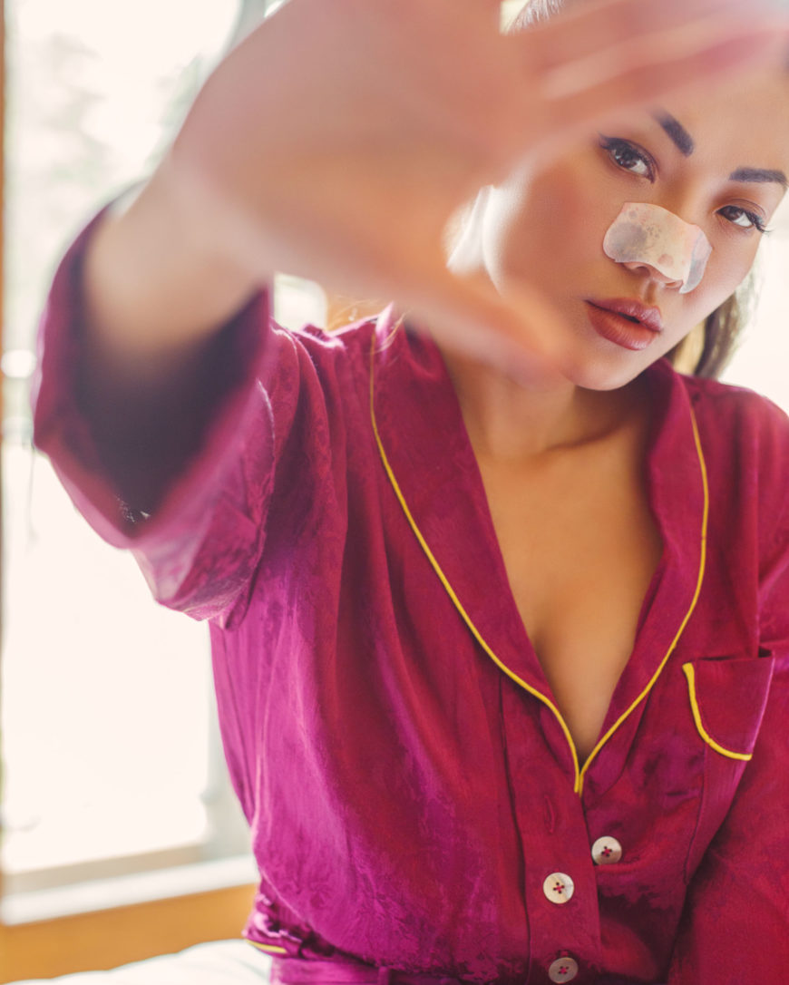 MAKE CLEAN PORES A PART OF YOUR SKIN ROUTINE