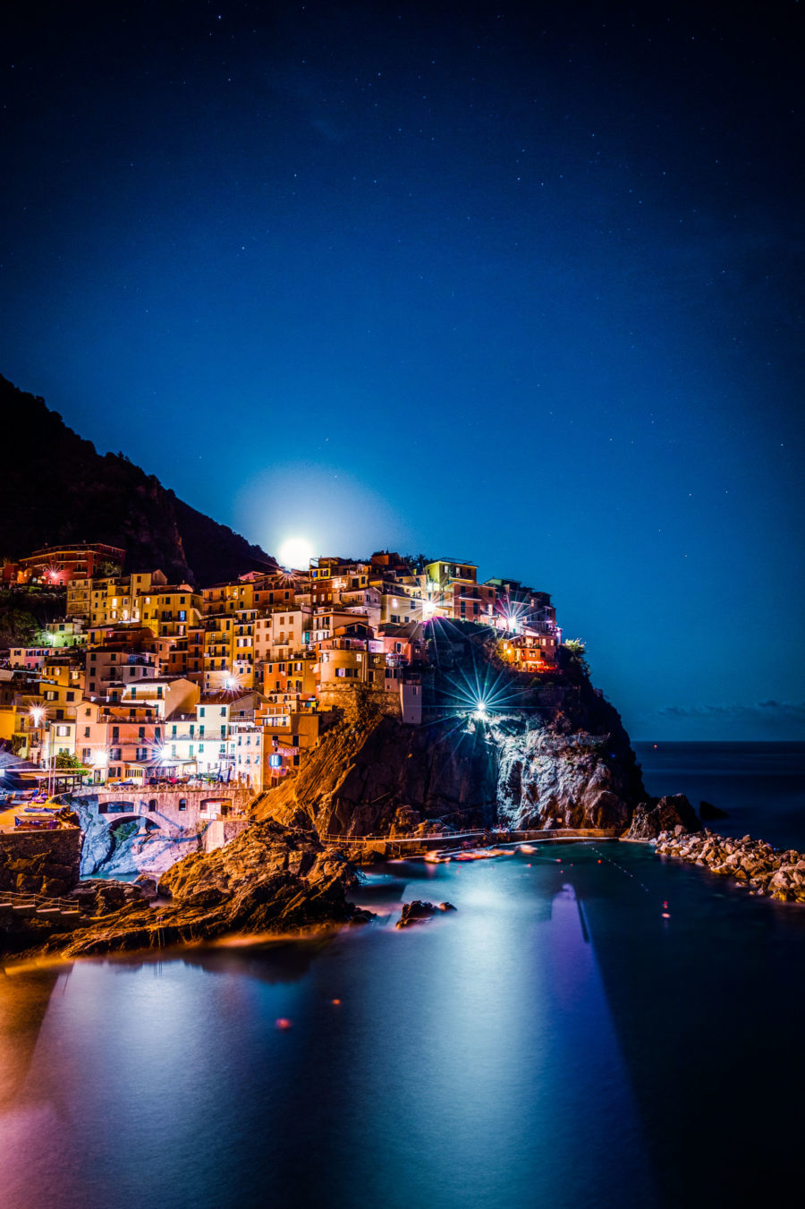 Manarola, Cinque Terre, best photo spots // NotJessFashion.com