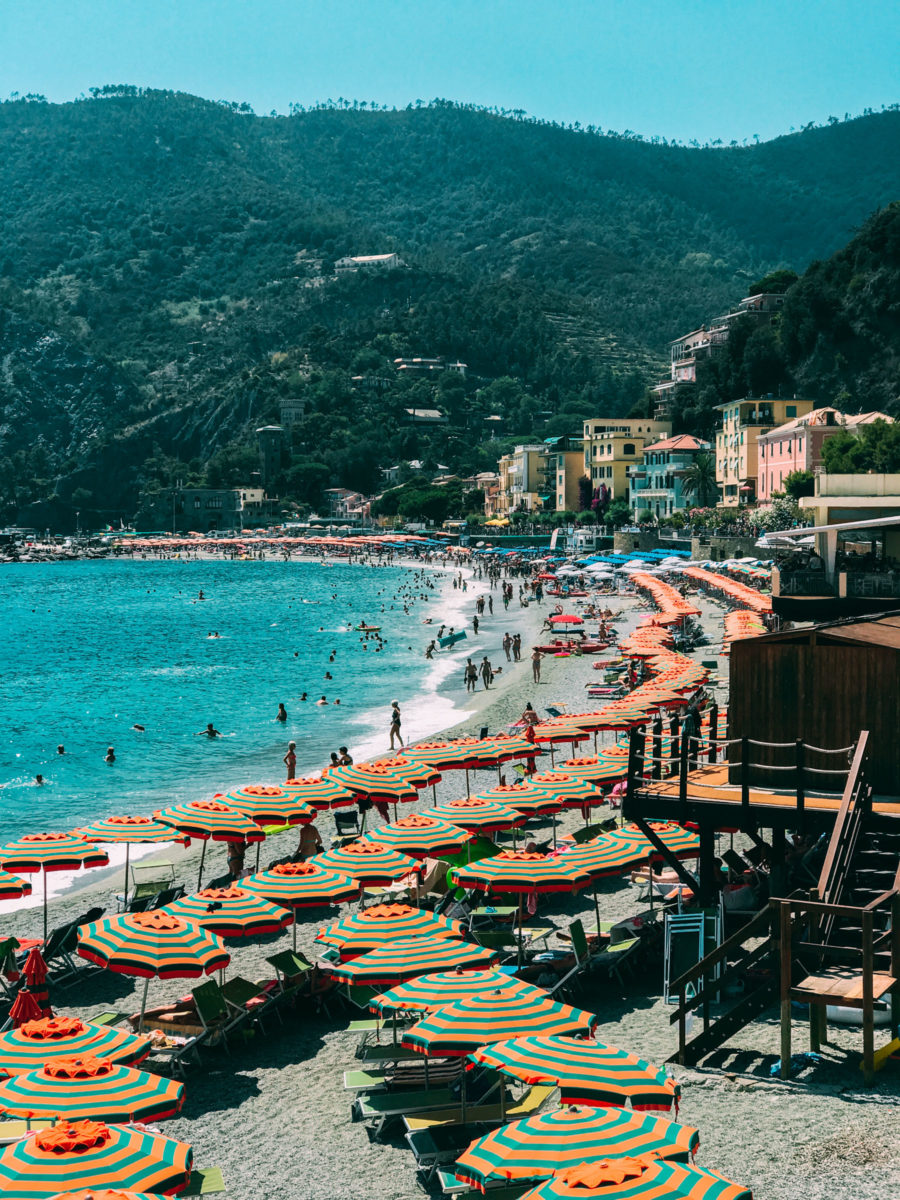Monterosso, Cinque Terre, best photo spots // NotJessFashion.com