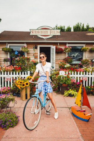 EASY OUTFITS TO PACK FOR THE HAMPTONS