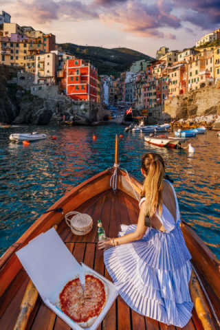 INSTAGRAM OUTFITS ROUND UP: CINQUE TERRE DAYS