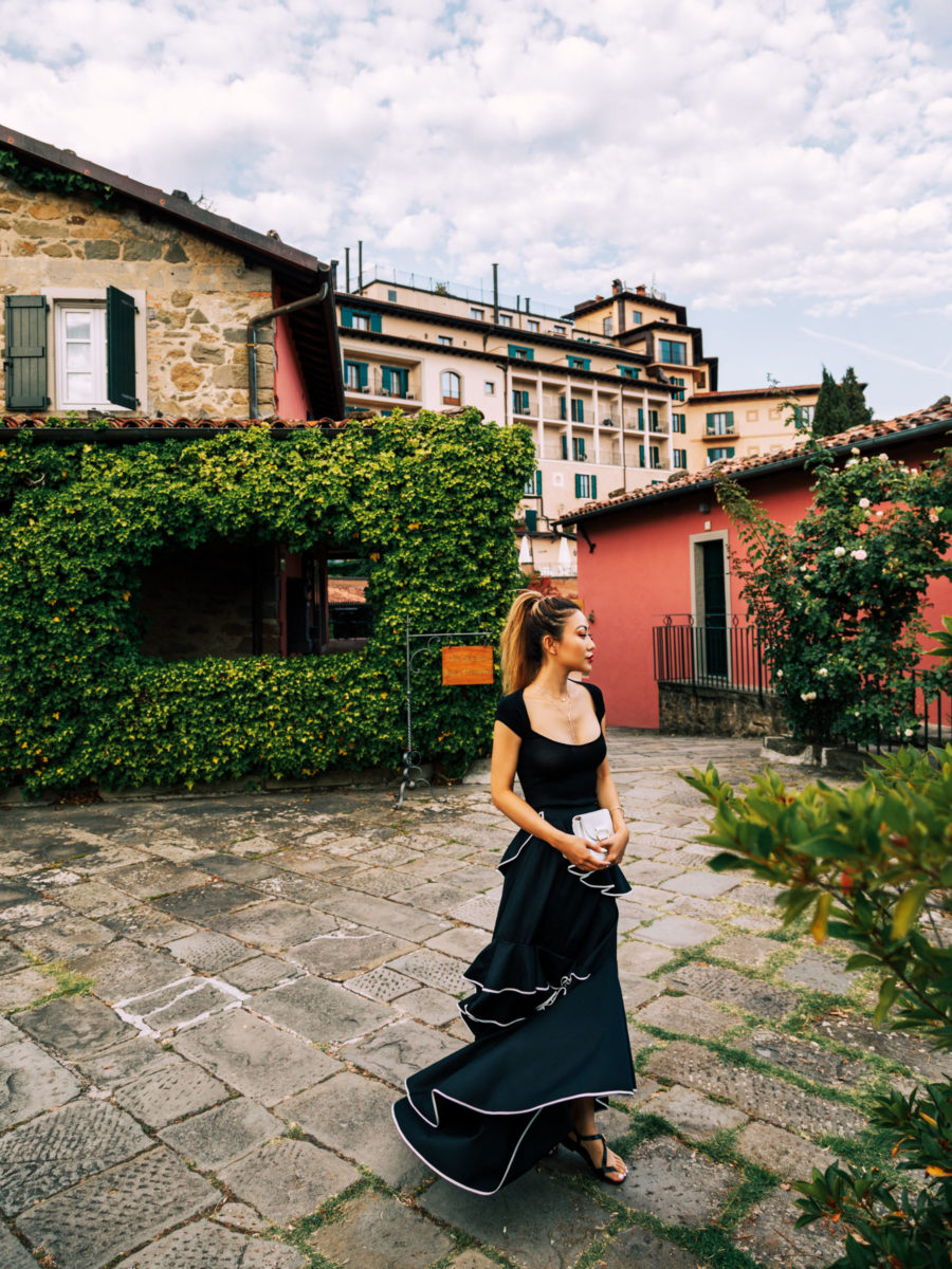 Romantic Ruffles - Instagram Outfits Round Up: Cinque Terre Days // NotJessFashion.com