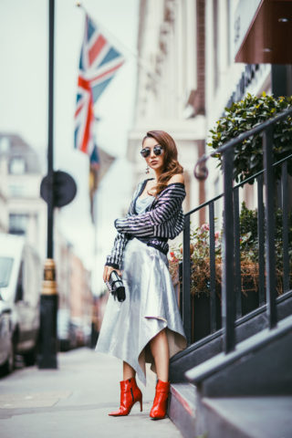 LFW DAY 1: MY FIRST FASHION WEEK IN LONDON