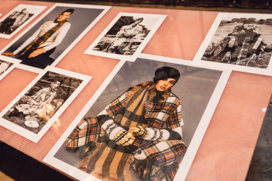 London Fashion Week Day 2 Burberry // NotJessFashion.com
