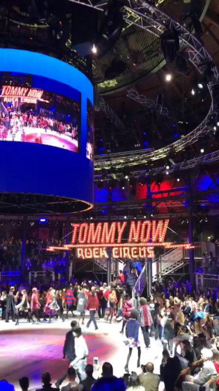 LFW Day 3 Tommy Hilfiger // NotJessFashion.com