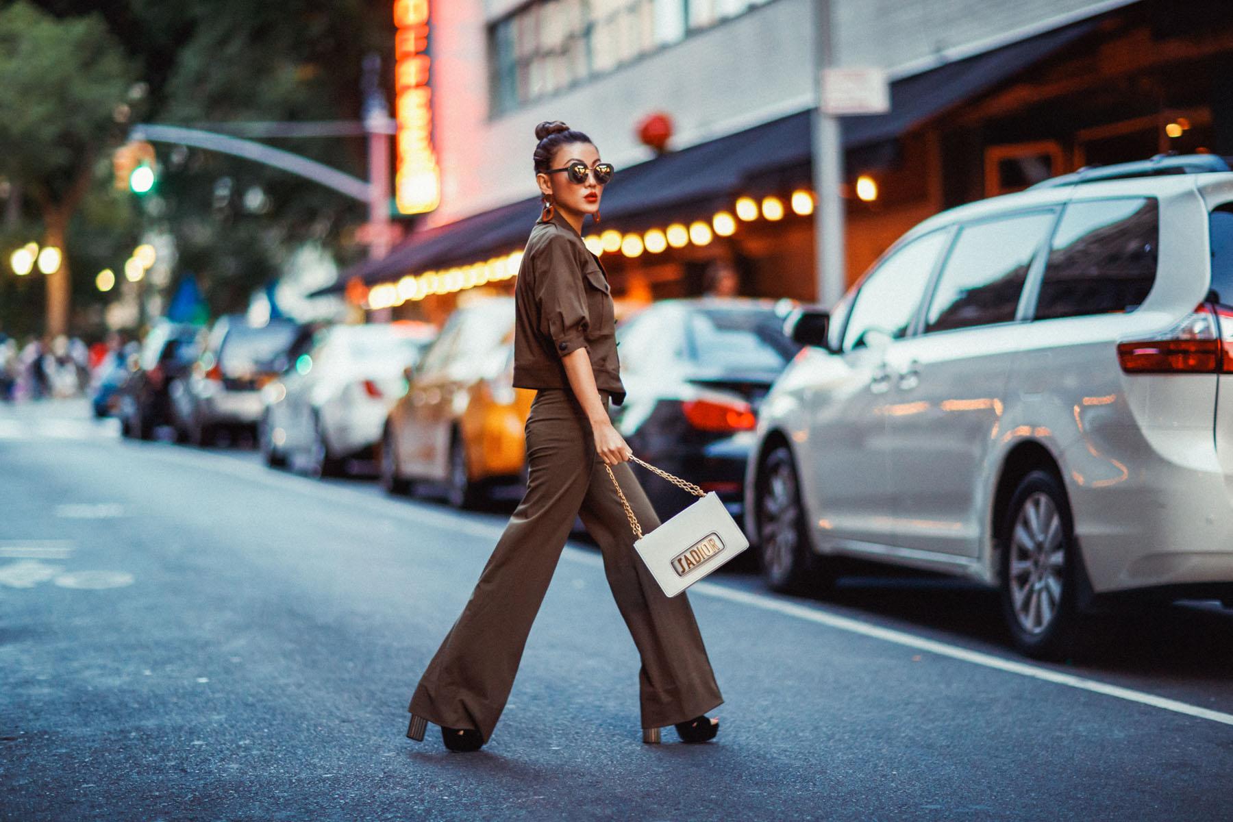 Rock the Logomania Trend - Dior Logo Handbag // NotJessFashion.com