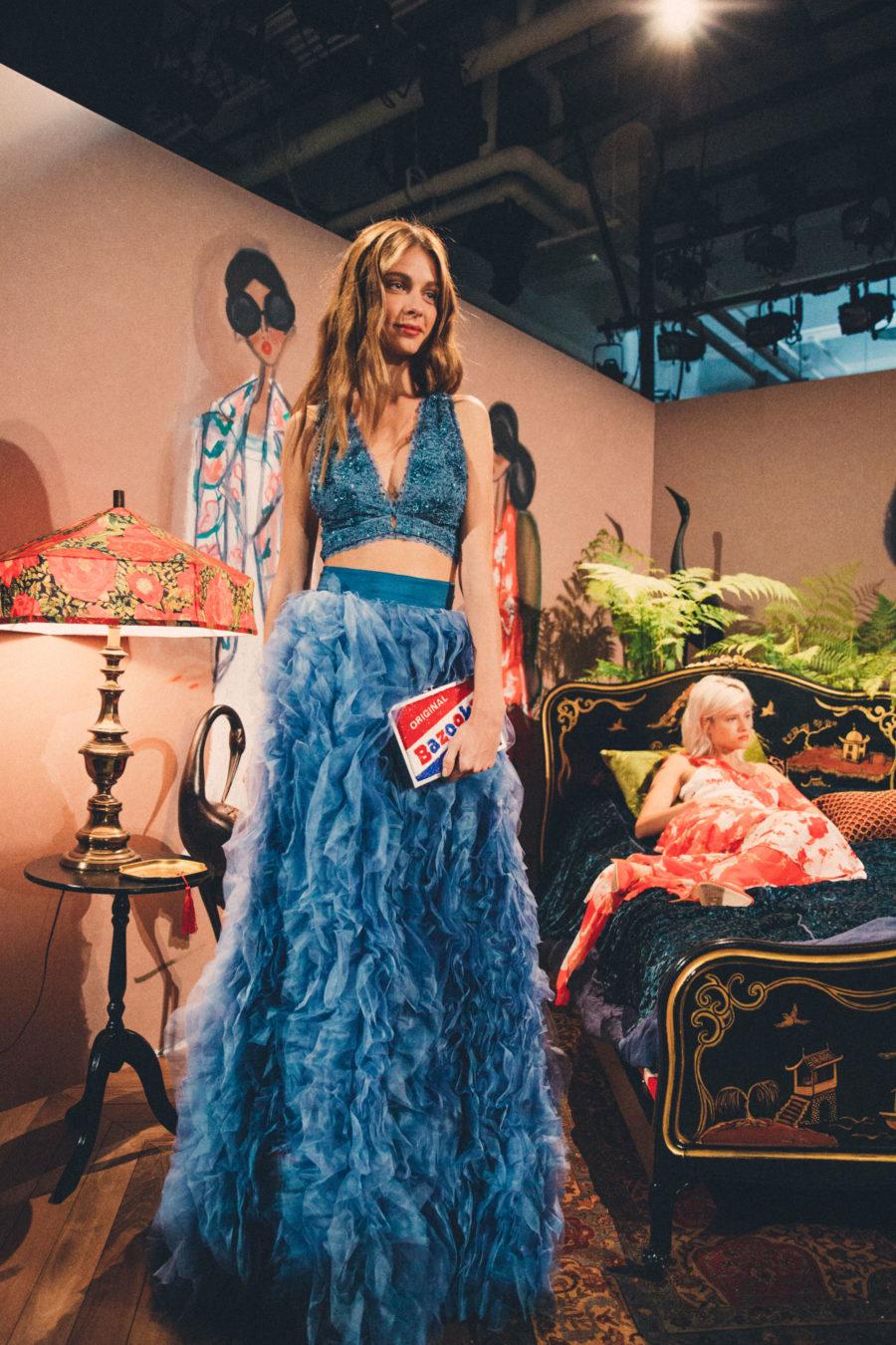 NYFW Day 7 Alice + Olivia Street Style SS18 // NotJessFashion.com