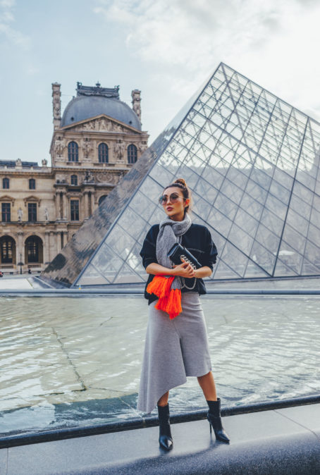 PFW DAY 1: LET'S TAKE ON PARIS