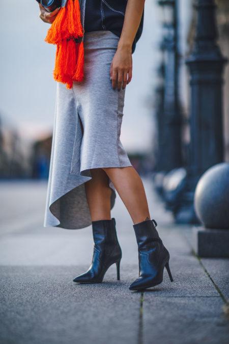 PFW SS18 Day 1 Street Style in Paris // NotJessFashion