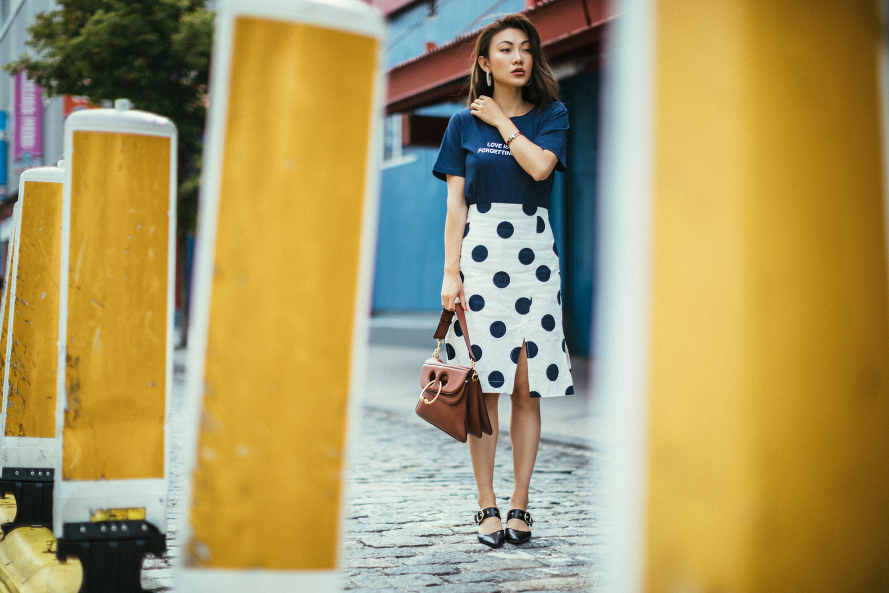polka dot trend fall 2017 // Notjessfashion.com