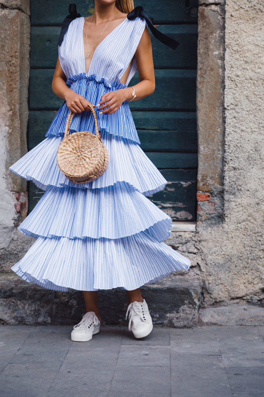 Ruffle Tiered Dresses // NotJessFashion.com