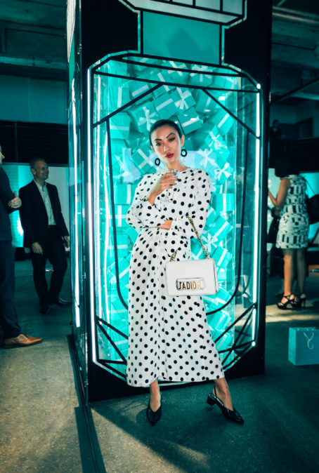 NYFW DAY 1: HERMES AND TIFFANY & CO. FRAGRANCE LAUNCH