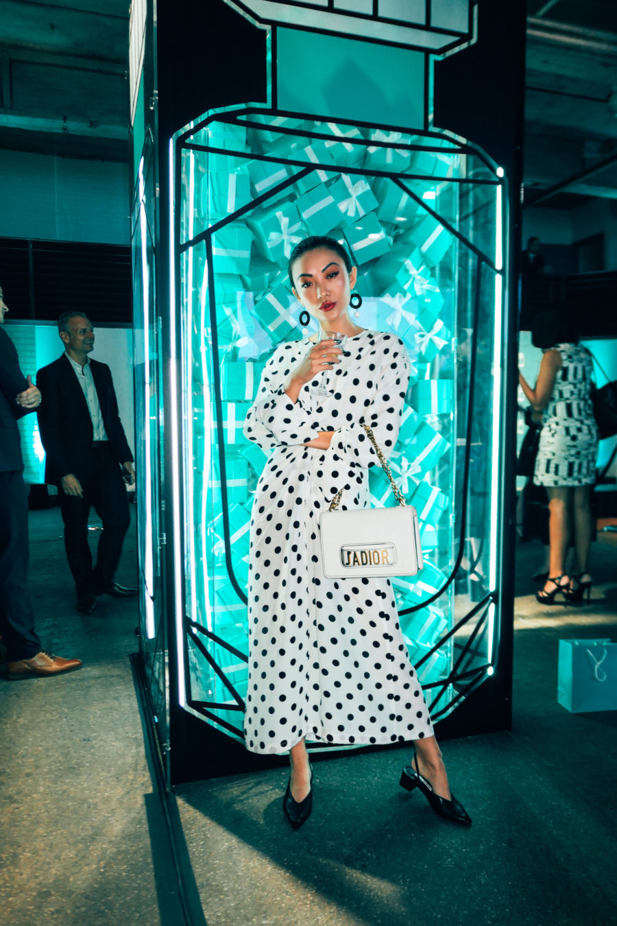 NYFW Hermes and Tiffany & Co. Fragrance Launch // NotJessFashion.com