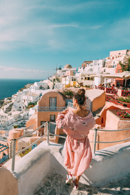 Most Instagrammable Spot In Santorini // NotJessFashion.com