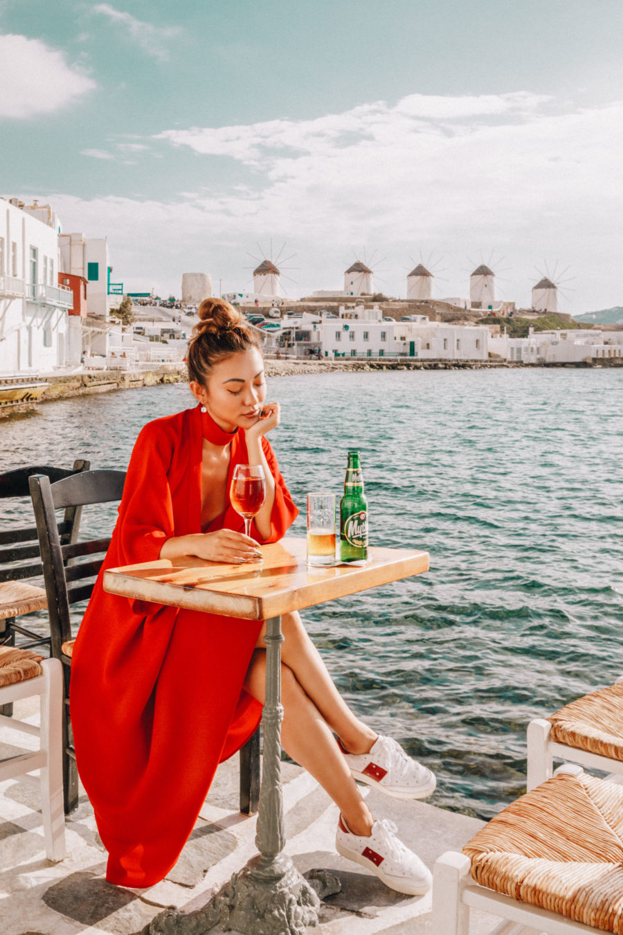 Most Instagrammable Spot In Mykonos // NotJessFashion.com