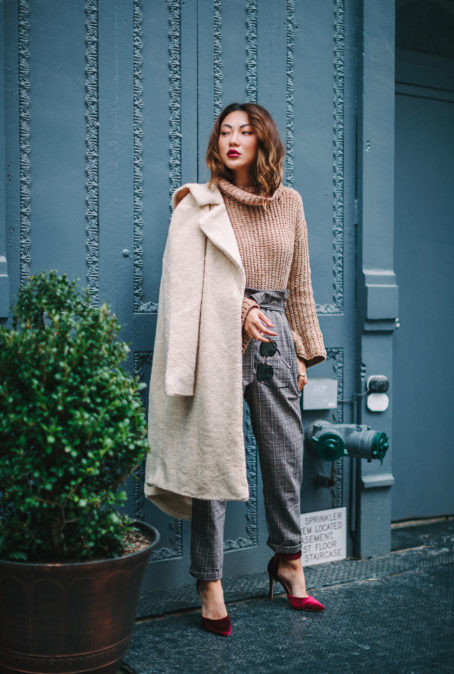 5 TYPES OF TEXTURED COATS TO TRY THIS WINTER