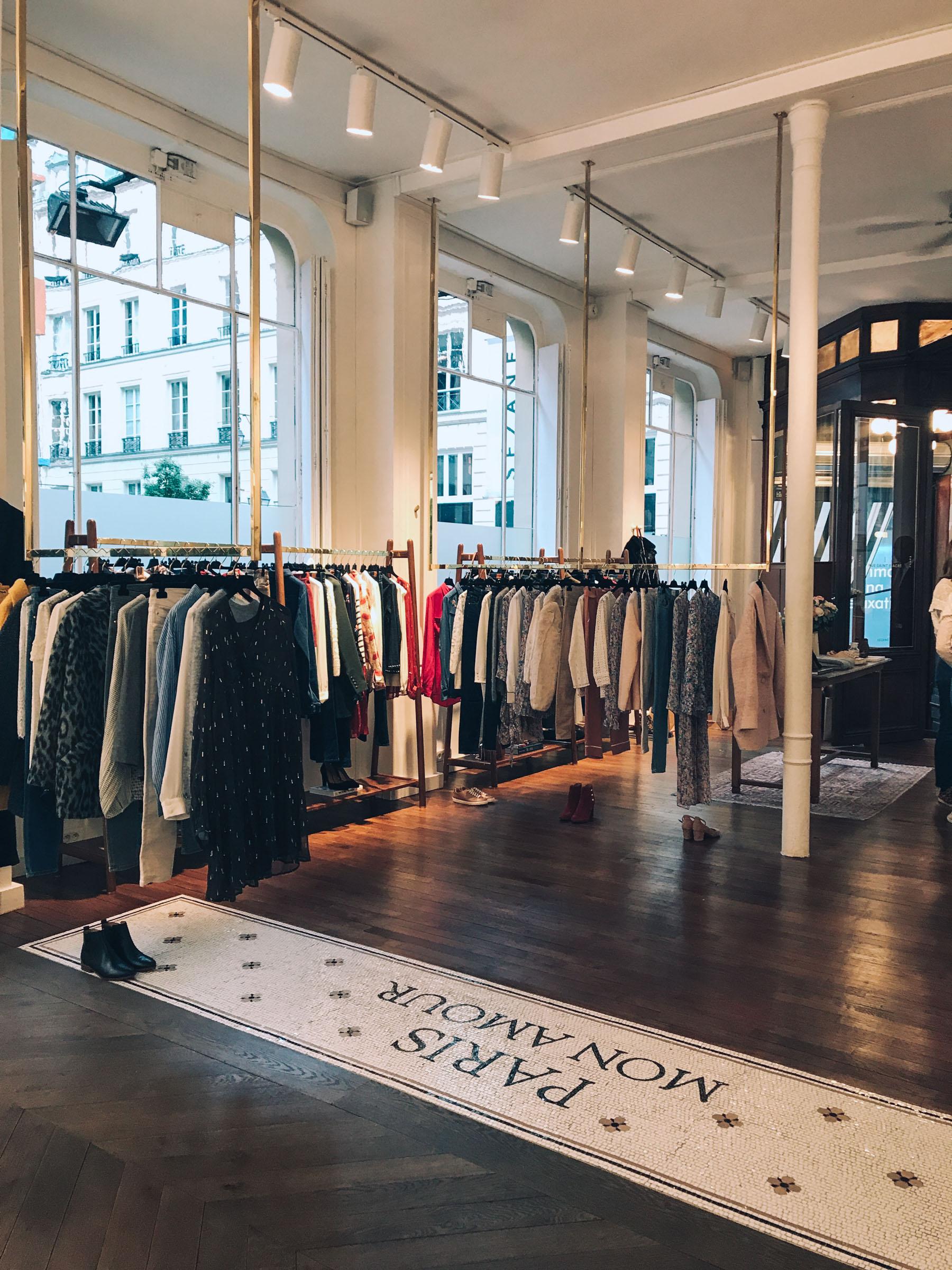 french fashion brands, sezane // Notjessfashion.com