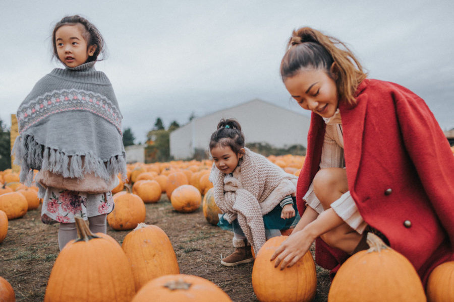 give back during halloween, halloween traditions, unicef trick or treat, pumpkin patch // Notjessfashion.com