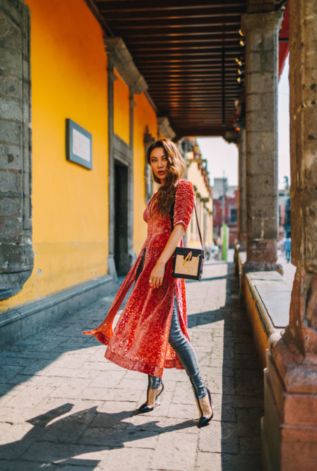 INSTAGRAM ROUNDUP: OUTFITS & INSTAGRAM HOT SPOTS IN MEXICO