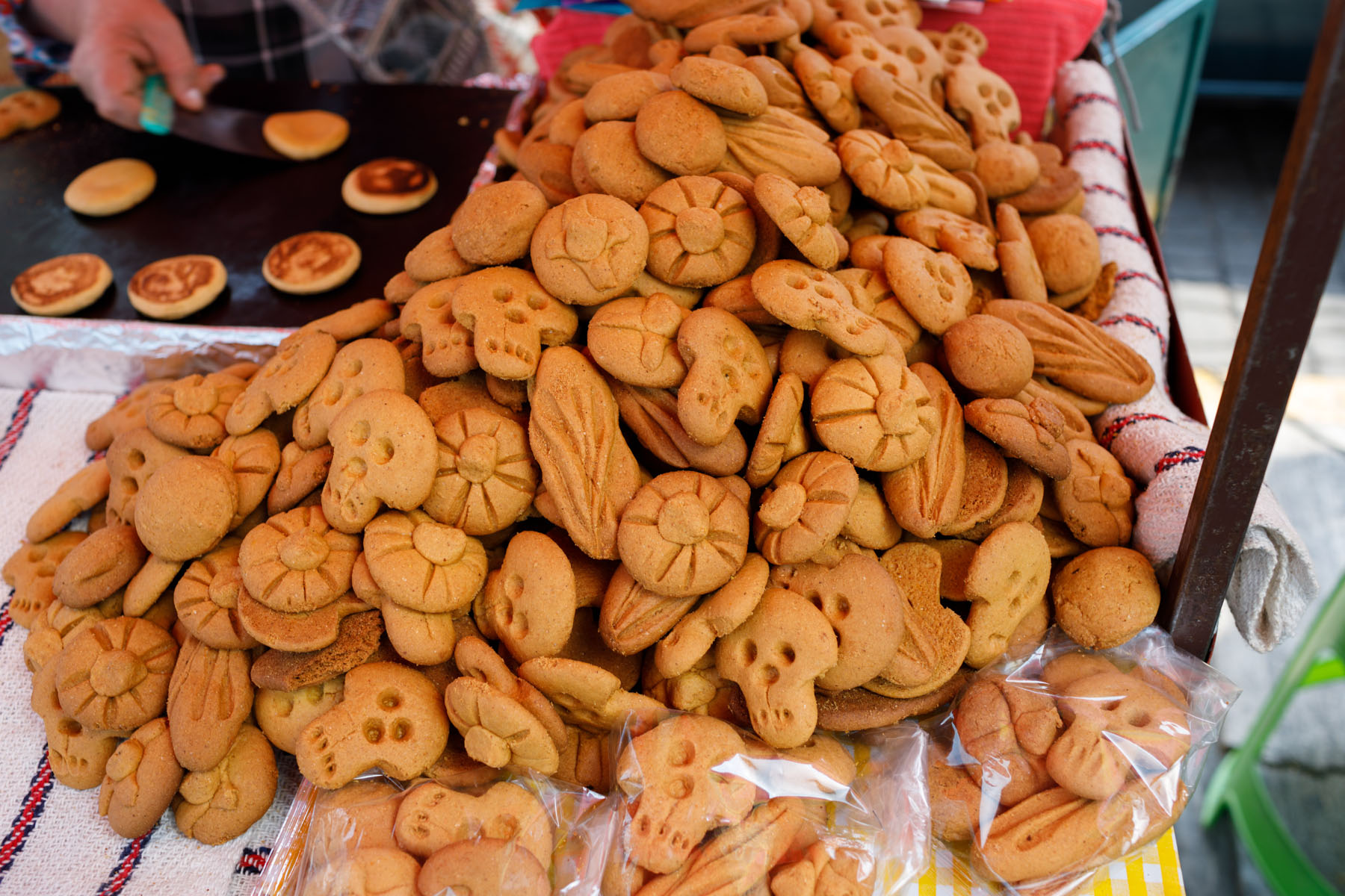 "Pan de Duerto - ""bread of the dead"" // Notjessfashion.com"