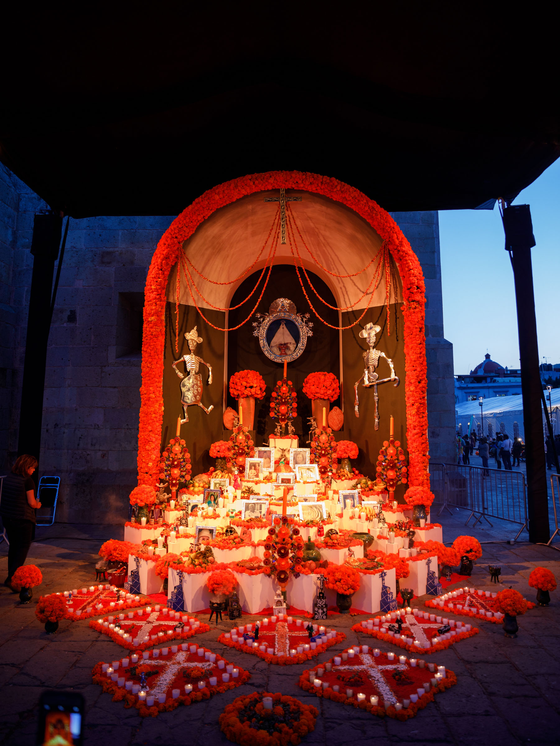 Fun Things to Experience in Mexico for Day of the Dead - Xoxocotlán Cemetery