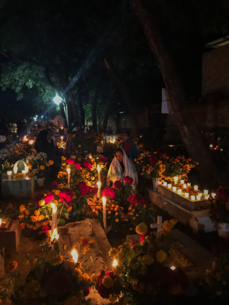 Fun Things to Experience in Mexico for Day of the Dead - Xoxocotlán Cemetery // Notjessfashion.com