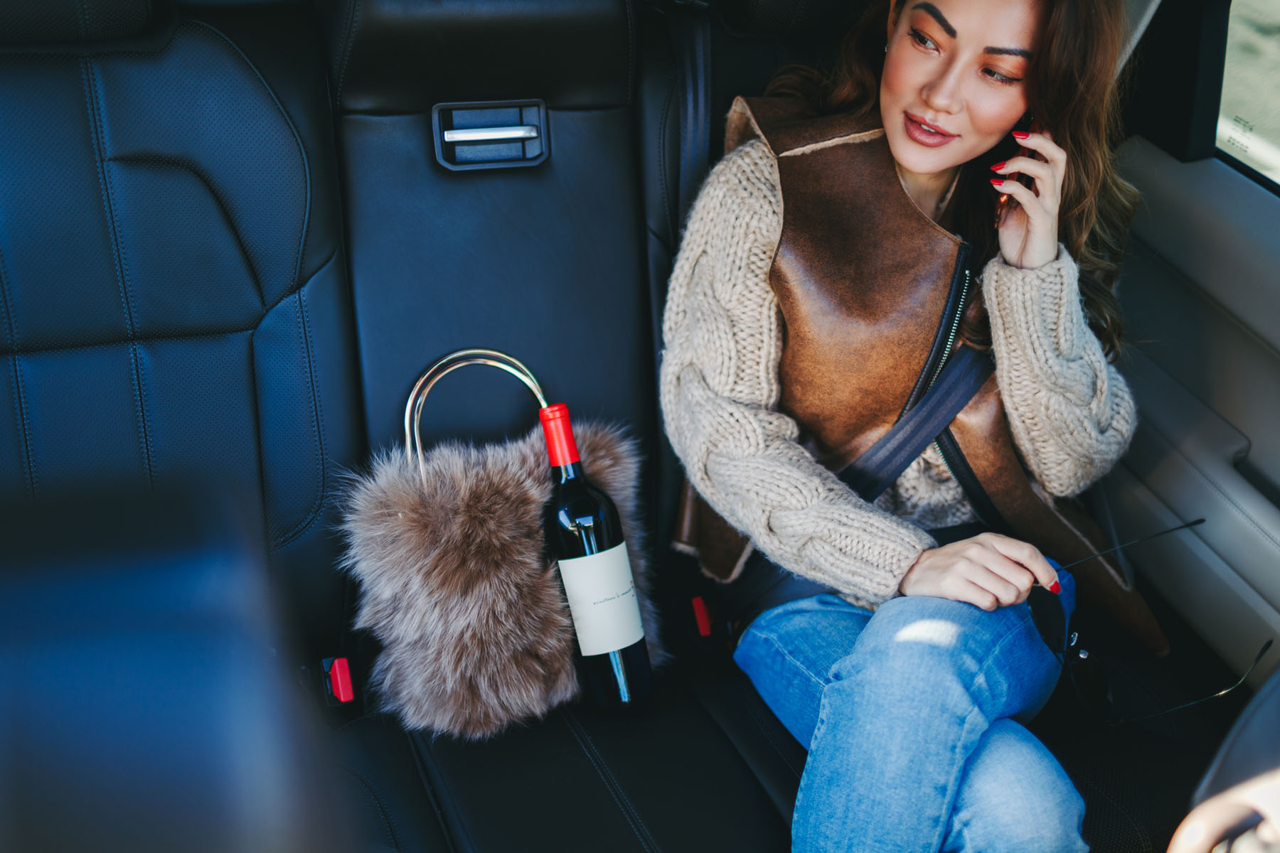 Make the Holidays Less Hectic with Uber // Notjessfashion.com