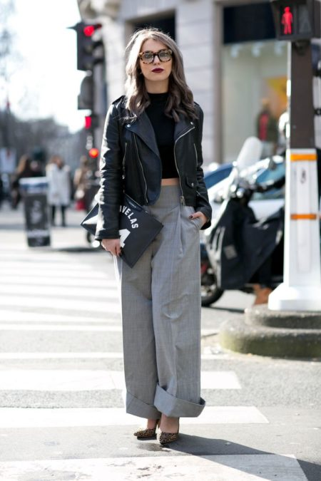 Thanksgiving Outfit Ideas - Wide Leg Pants // Notjessfashion.com