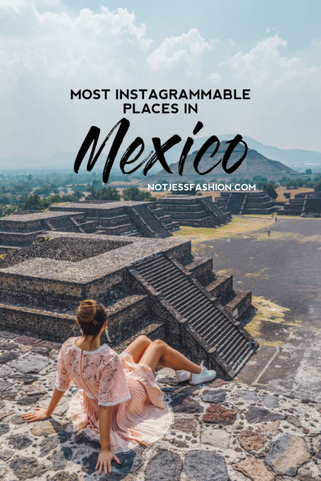 Most Instagrammable Places in Mexico // Notjessfashion.com