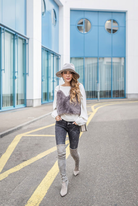 HOW TO TRANSITION SUMMER PIECES INTO FALL & WINTER