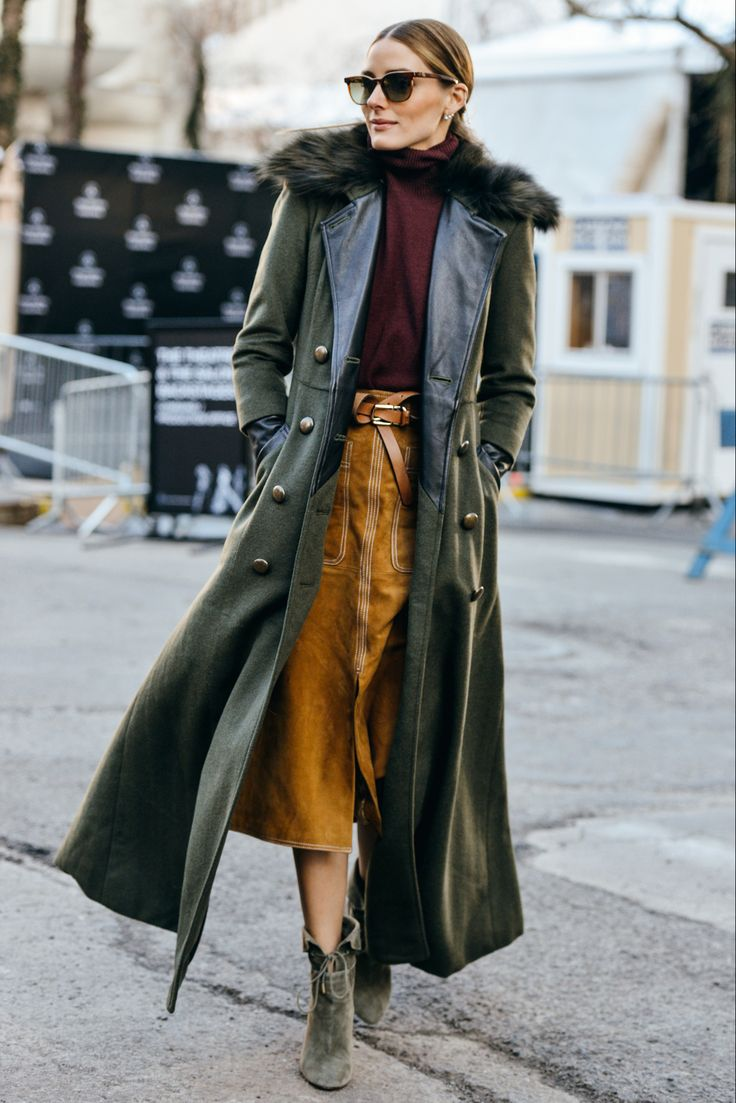 Essential Winter Coats Every Girl Should Own - Military Inspired Coat // NotJessFashion.com