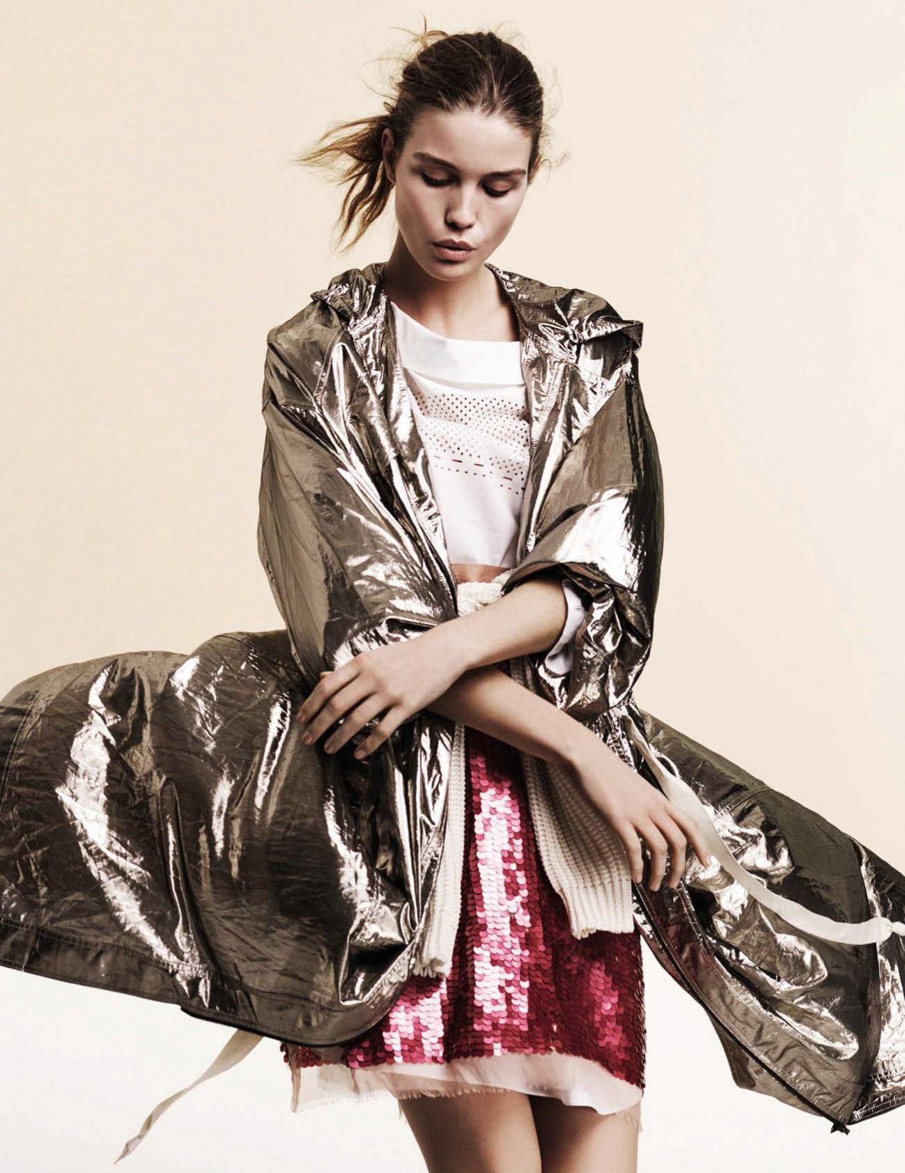 Essential Winter Coats Every Girl Should Own - Windbreaker Jacket // NotJessFashion.com