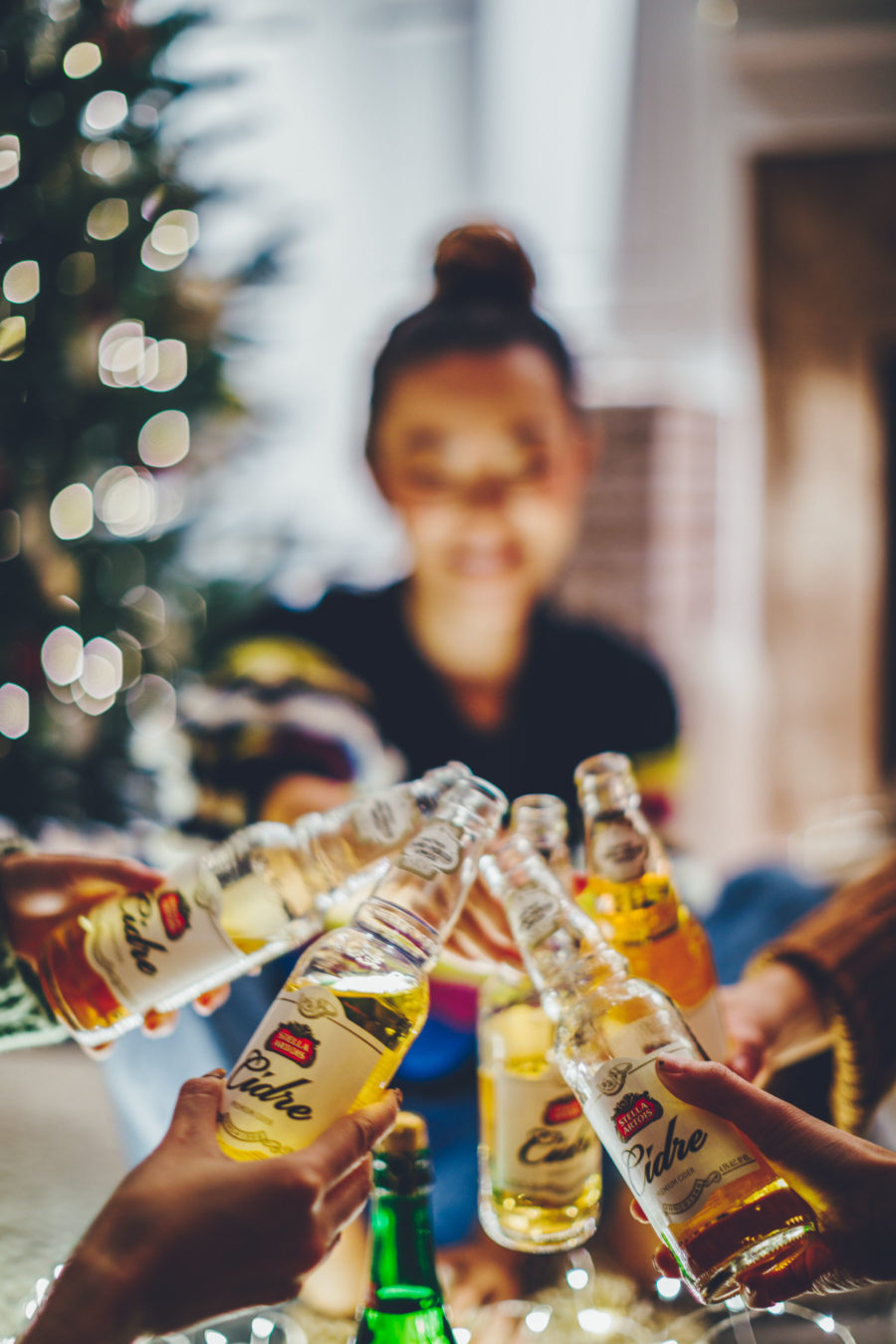Holiday Tradition Stella Artois // NotJessFashion.com