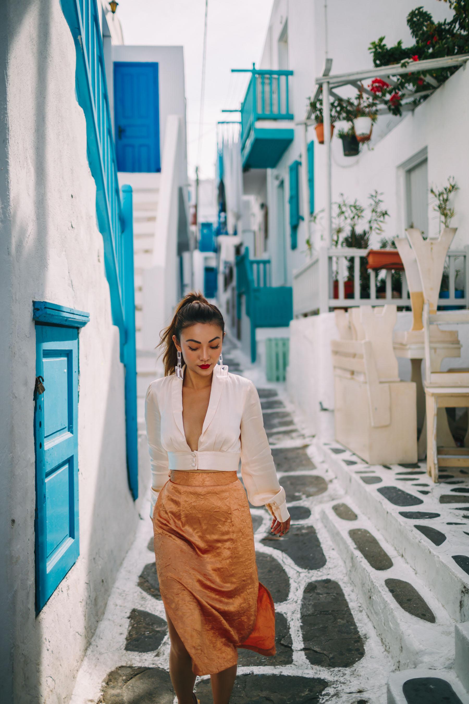 Greece Travel Guide The Secrets Of Mykonos Santorini