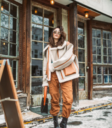 INSTAGRAM OUTFITS ROUND UP: COZY LAYERED LOOKS